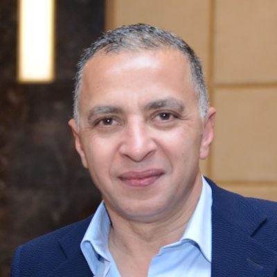 Picture of Ahmed Elsewedy, CEO of Elsewedy Electric
