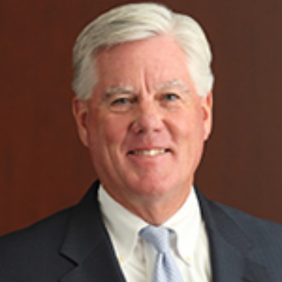 Picture of George V. Hager, Jr., CEO of Genesis HealthCare