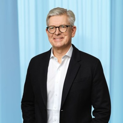 Headshot of Börje Ekholm, CEO of Ericsson