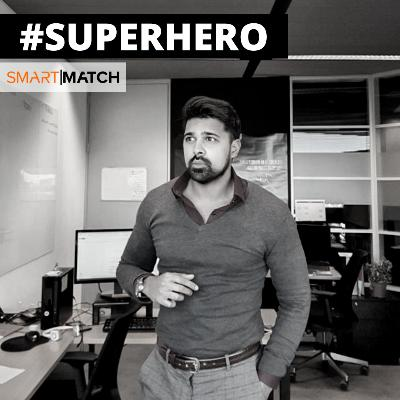 Picture of Rahman Khan, CEO of SmartMatch