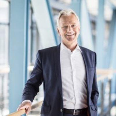 Picture of Dr. Karsten Eichmann, CEO of Gothaer Konzern