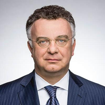 Picture of Christian Kullmann, CEO of Evonik