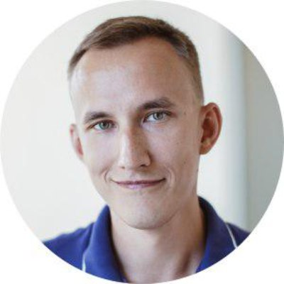Picture of Пискарёв Дмитрий, CEO of Netpeak