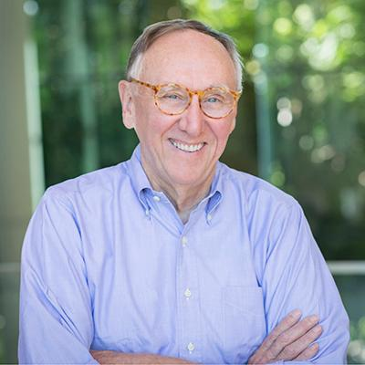 Picture of Jack Dangermond, CEO of Esri