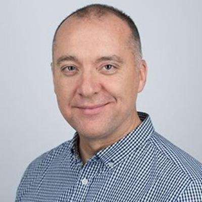 Picture of Peter Busby, CEO of GRAYCE
