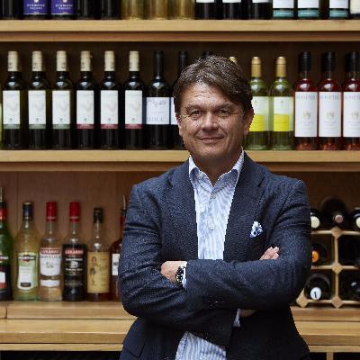 Picture of Peter Borg-Neal, CEO of Oakman Inns & Restaurants Ltd