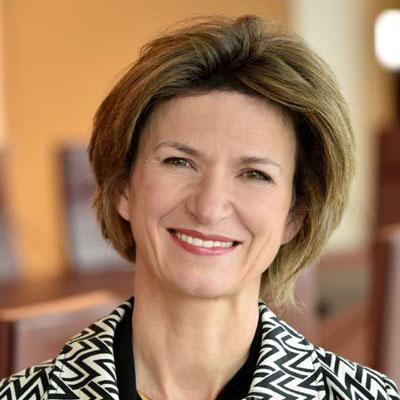 Picture of Isabelle Kocher, CEO of ENGIE