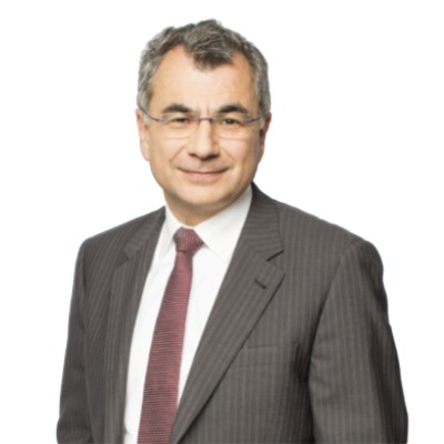 Picture of Pascal Vinet, CEO of Airgas