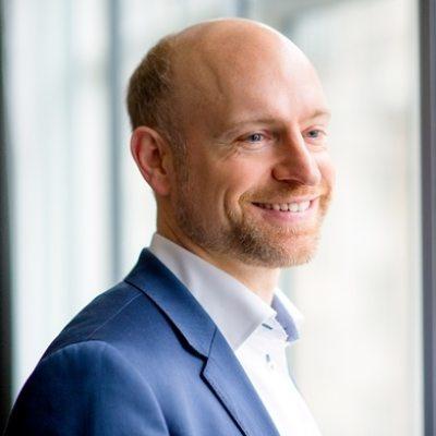 Picture of Toby van der Meer, CEO of Hastings Direct