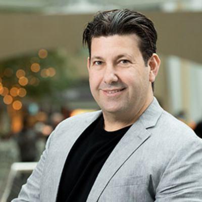 Headshot of Tal Hayek, CEO of AcuityAds Inc.