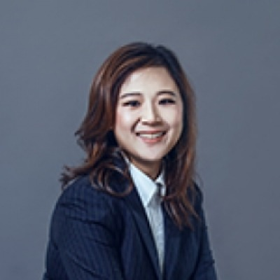 Headshot of Cindy Mi, CEO of VIPKid