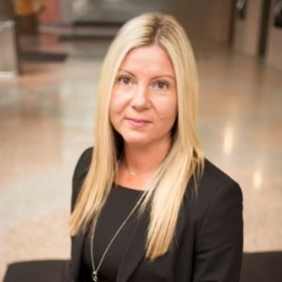 Picture of Lorna Lewis, CEO of Mars Recruitment