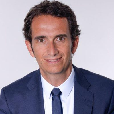 Picture of Alexandre Bompard, CEO of Carrefour