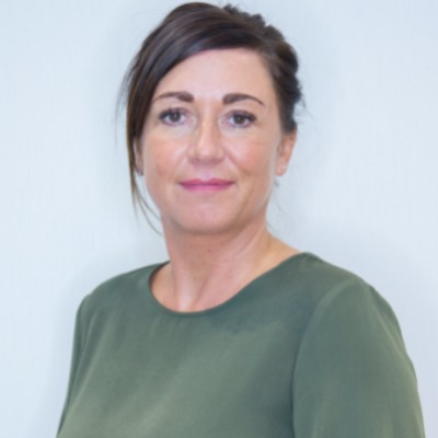 Picture of Sally Bonnar, CEO of Co-op Childcare