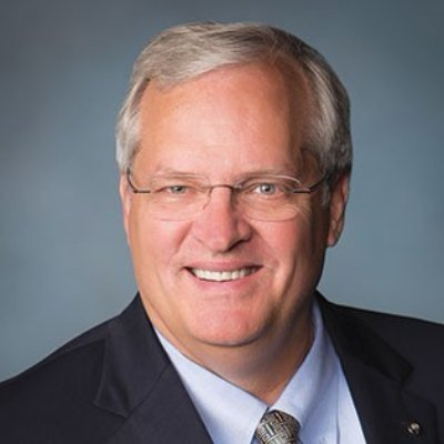 Picture of David Horazdovsky, CEO of Good Samaritan Society