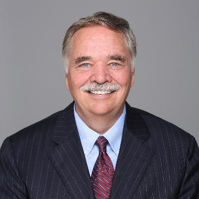 Picture of Kevin Riddett, CEO of PNR RailWorks
