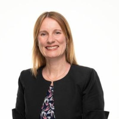 Picture of Michelle Mitchell, CEO of Cancer Research UK
