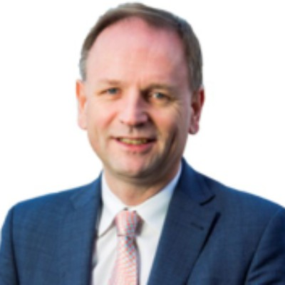 Picture of Simon Stevens, CEO of NHS Healthcare Support Workers