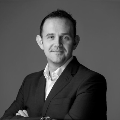 Picture of James Hadley, CEO of Immersive Labs