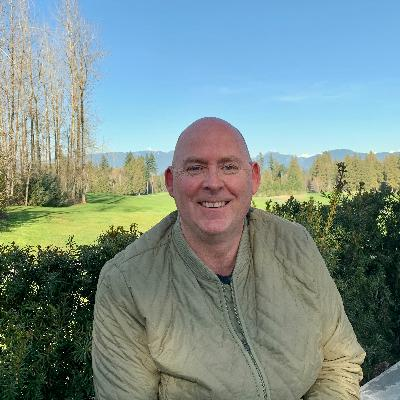 Picture of Doug Hawley, CEO of Redwoods Golf Course