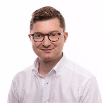 Picture of Ian Nolan, CEO of Brightflag
