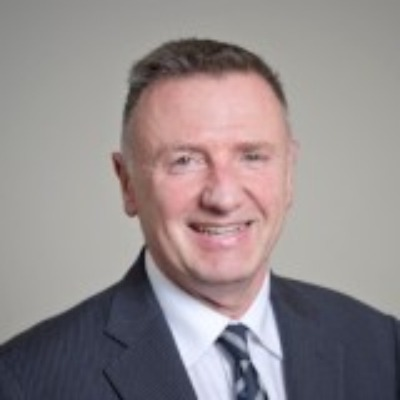 Picture of Laurence McKidd, CEO of VGC Group