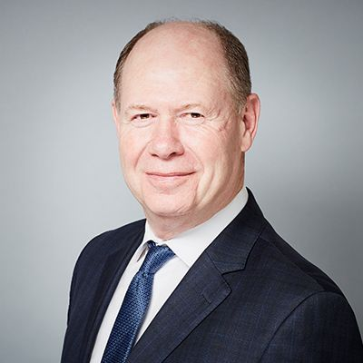 Picture of Jeff Macoun, CEO of Canada Life Assurance Company