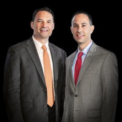 Picture of Chuck Cohen & Rick Cohen - Managing Director, CEO of Benco Dental