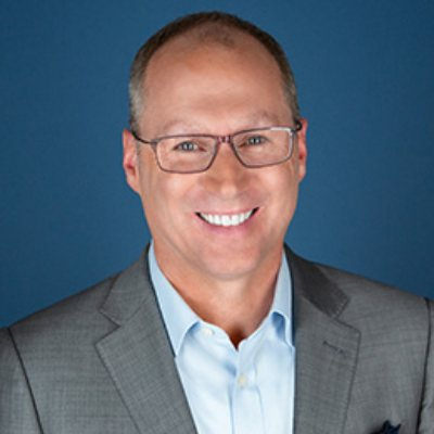 Picture of Mike Nefkens, CEO of Resideo