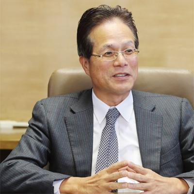 一般社団法人 日の出医療福祉グループの経営者大西 壯司氏の顔写真