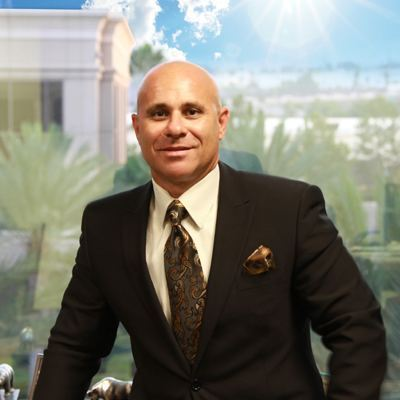 Picture of Paul Rozo, CEO of Paramount Residential Mortgage Group