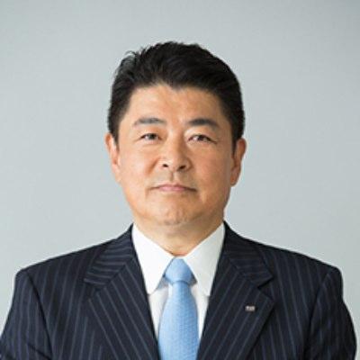 日総工産 株式会社の経営者清水 竜一氏の顔写真