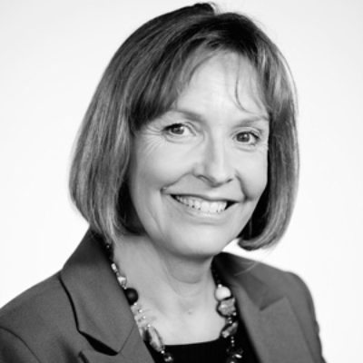 Picture of Julia Davison, CEO of GoodStart Early Learning