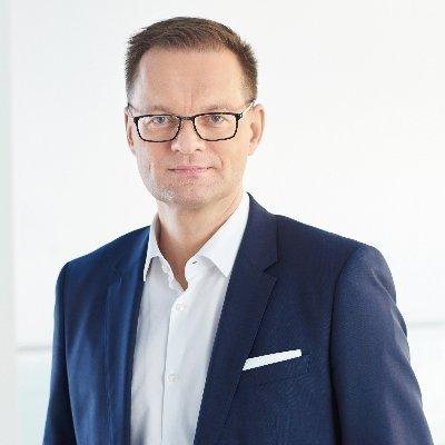 Picture of Dr. Stefan Traeger, CEO of Jenoptik