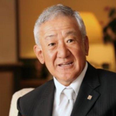 株式会社 フジオフードシステムの経営者藤尾政弘氏の顔写真