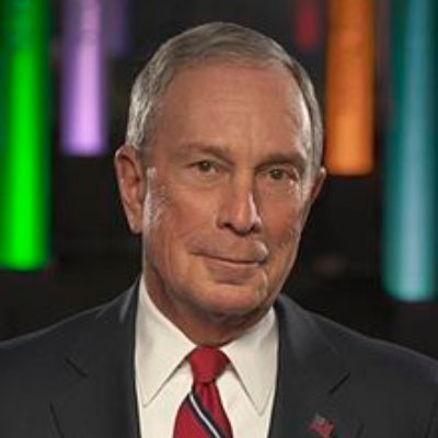 Picture of Michael R. Bloomberg, CEO of Bloomberg