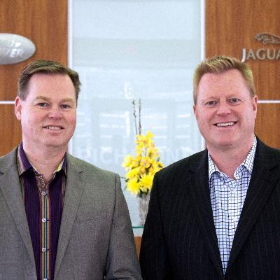 Picture of Rand & Ryan Cowell, CEO of Cowell Auto Group