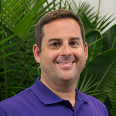 Picture of Brett Guthrie, CEO of Bell Nursery
