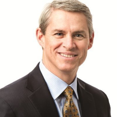 Picture of John C. Roche, CEO of The Hanover Insurance Group