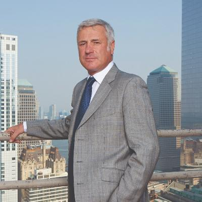 Picture of Rod Flavell, CEO of FDM Group