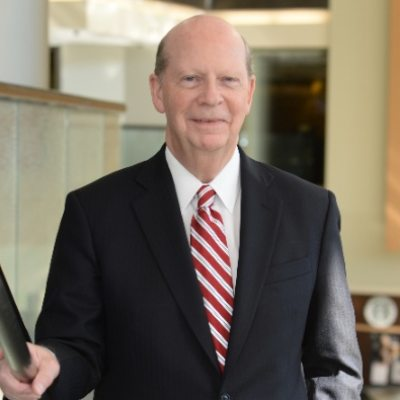 Picture of James B. Cole, CEO of Virginia Hospital Center
