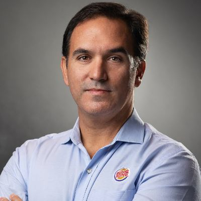 Headshot of José Cil, CEO of Restaurant Brands International