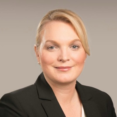 Picture of Angela Koch, CEO of US Money Reserve