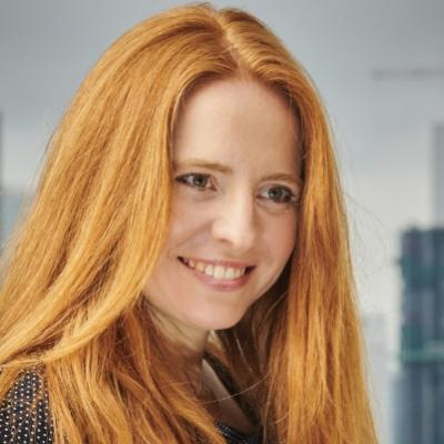 Picture of Dr. Morna Gruber, CEO of Hox Life Science GmbH