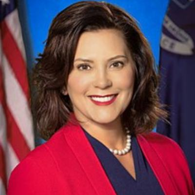 Picture of Gretchen Whitmer, CEO of State of Michigan