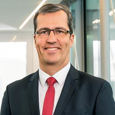 Picture of Dr. Dirk Köckler, CEO of AGRAVIS Raiffeisen AG
