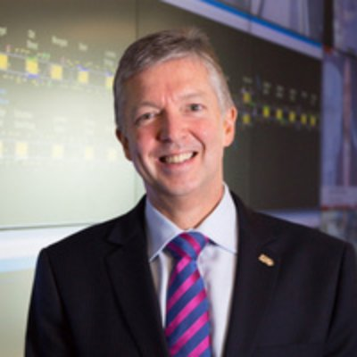 Picture of Mike Brown MVO, CEO of Transport for London