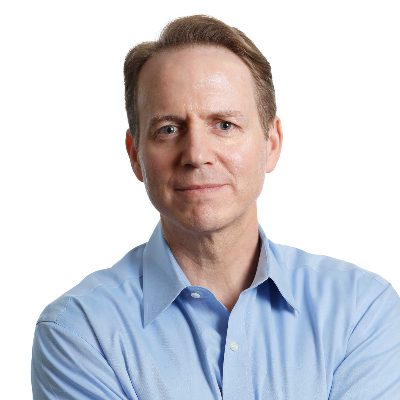 Headshot of David J. Henshall, CEO of Citrix Systems Inc.