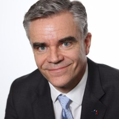 Picture of Neil Williamson, CEO of Jardine Motors Group