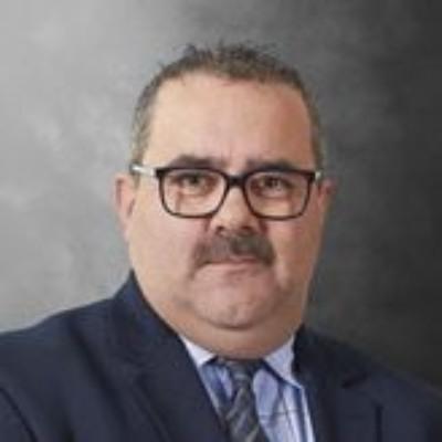 Headshot of Rick McLellan - President, CEO of Genesee & Wyoming Canada